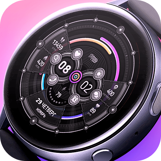 Matveyan – Colorful watch