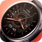 Watch faces for Samsung Watch – Technical Classic