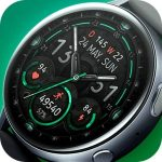 Watch faces for Samsung Watch – Tactical informer #2