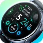 Watch faces for Samsung Watch – Minimalistic informer
