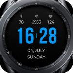 Watch faces for Samsung Watch – Big Time